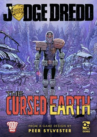 Judge Dread Cursed Earth