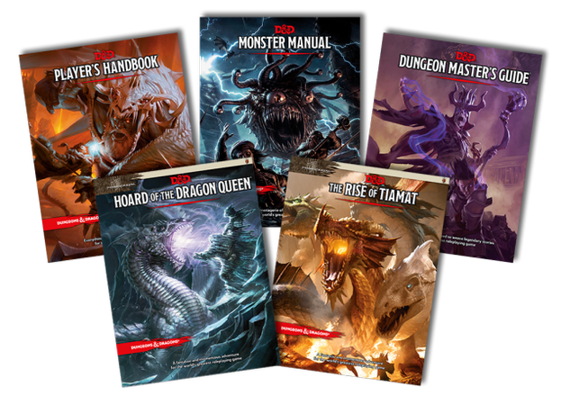 Dungeons & Dragons 5th Edition