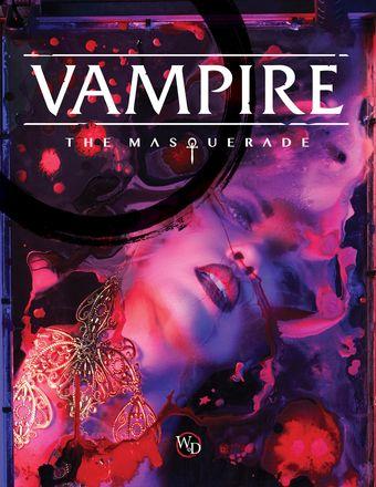 Vampire: The Masquerade 5Ed