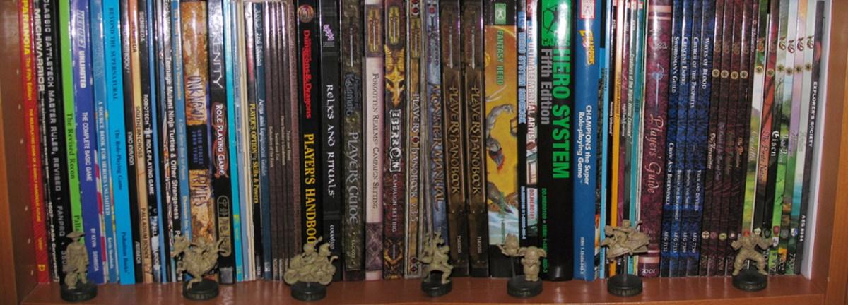 Kako da uživate u RPGu, a da ne morate (mnogo) da platite