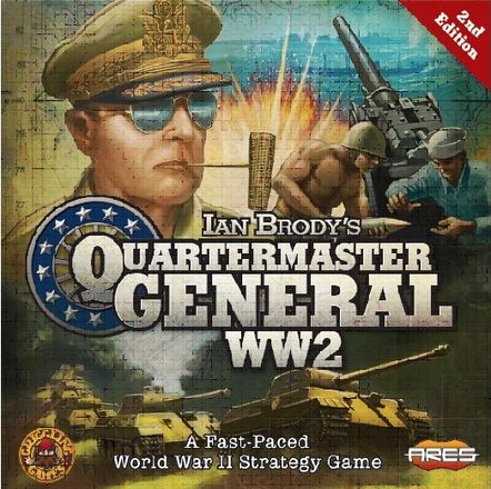 Quartermaster General WW2 2ed