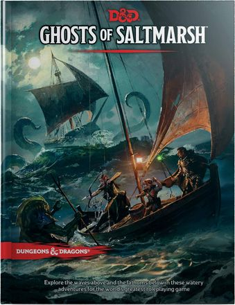 Ghost of Saltmarsh
