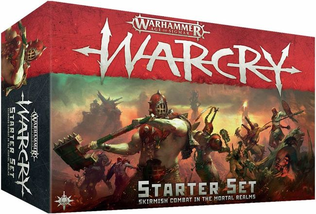 Warhammer Age of Sigmar: Warcry
