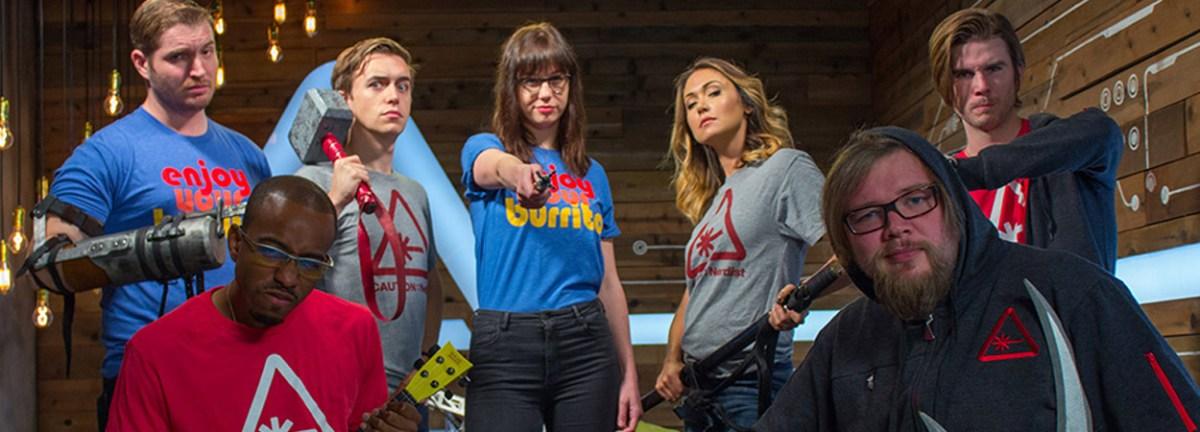 Legendary gasi Alpha servis, Nerdist i Geek & Sundry prelaze na Twitch