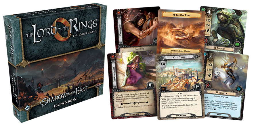 LOTR LCG: A Shadow in the East