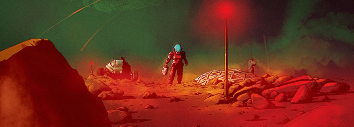 Kickstarter 22 april 2019: On Mars, Blume, Kingdom Rush: Rift in Time, Terraforming Mars: Turmoil, Vampire: The Masquerade: Heritage, Maximum Apocalypse: Legendary Edition