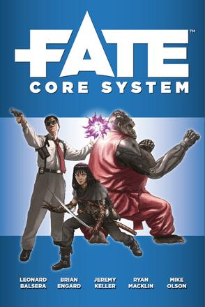 FATE Core 4th Edition