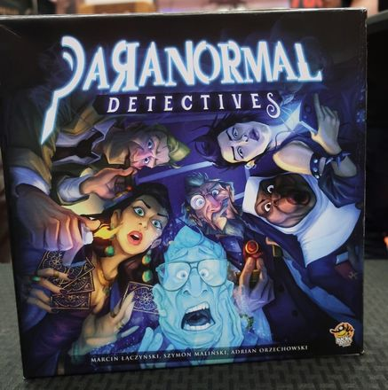 Paranormal Detectives (PHOTO: ICv2)
