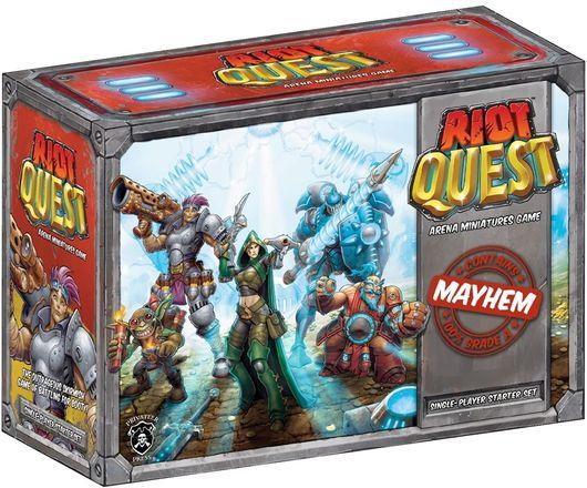 Riot Quest