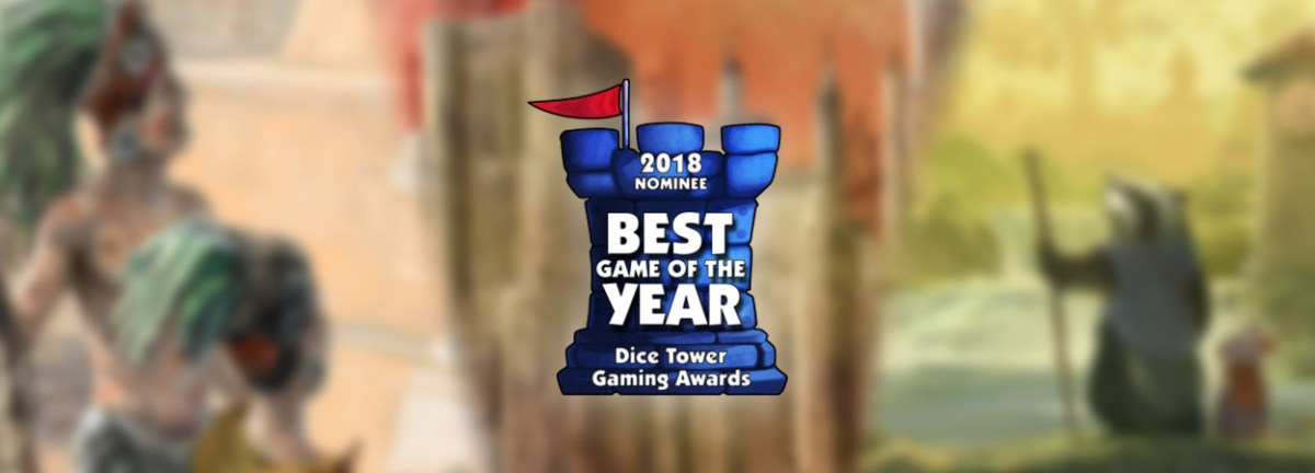 Objavljene nominacije za Dice Tower Awards 2018