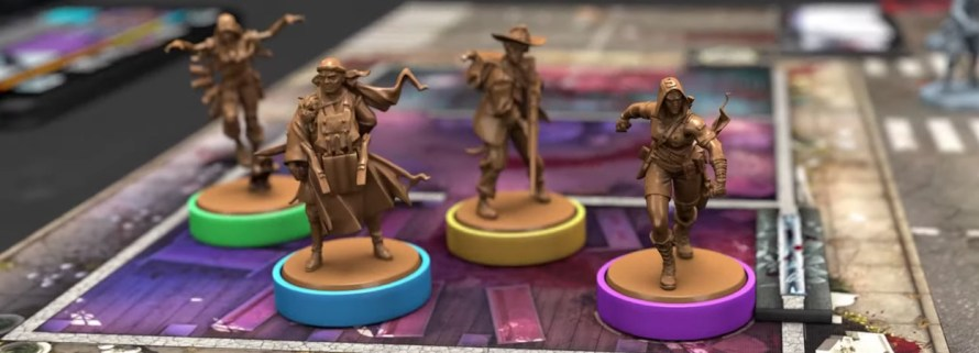 Zombicide Evolution