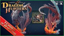 Kickstarter Dragon Hunters