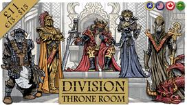 Kickstarter Division: Throne Room
