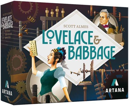 Nove društvene igre Lovelace & Babbage