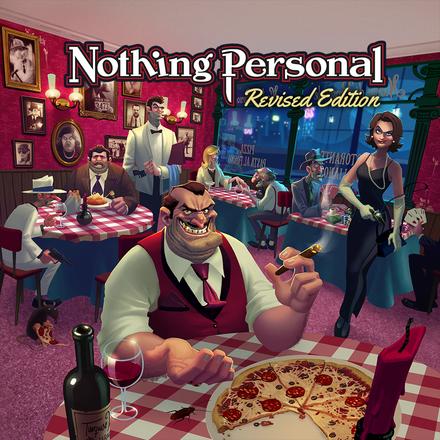 Nove društvene igre Nothing Personal Revised Edition