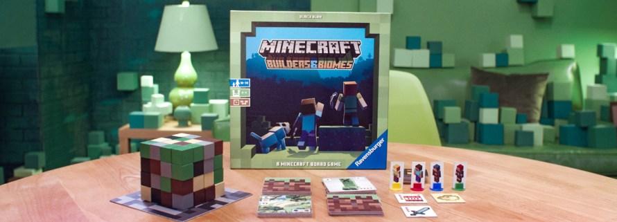 drustvena igra Minecraft Builders and Biomes
