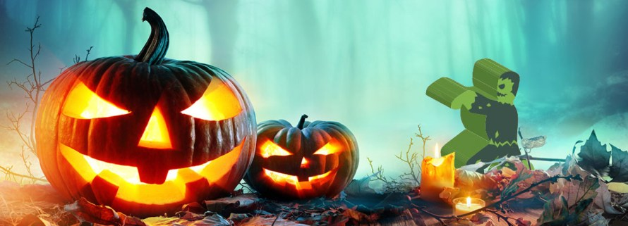 Halloween Noć veštica horor igre
