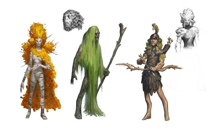 Glorantha RPG elves