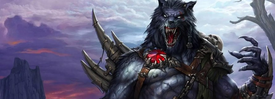 Werewolf the Apocalypse RPG