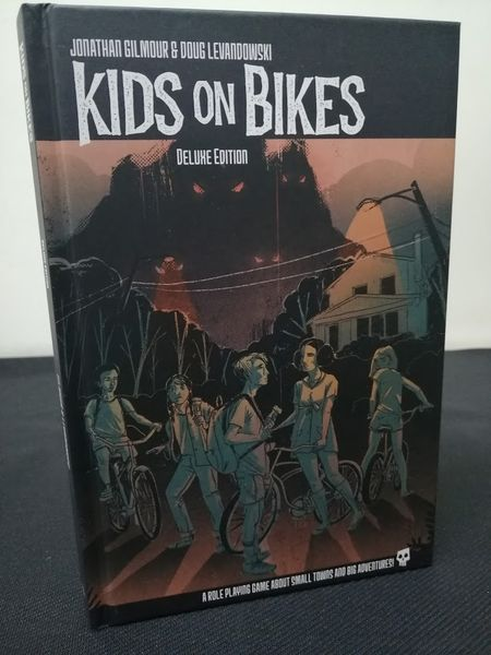 Kids on Bikes Deluxe Edition