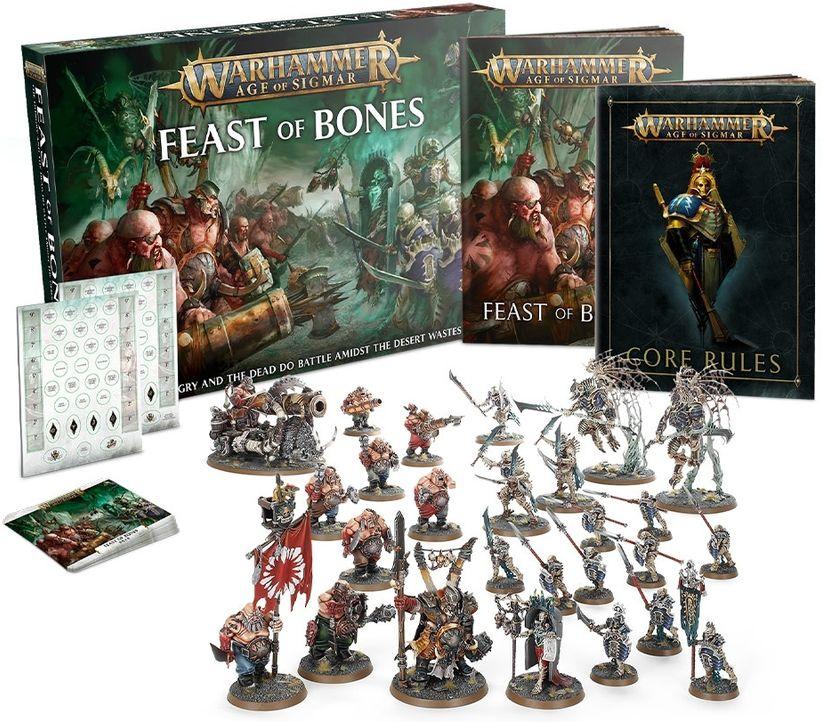 Warhammer: Feast of Bones