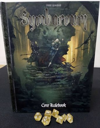 Symbaorum Core Rulebook