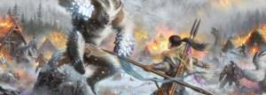 Frosthaven društvena igra board game