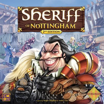 Sheriff of Nottingham 2E