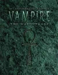 Vampire: The Masquarade 20th Anniversary Edition
