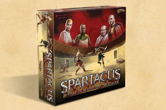 Spartacus Big Box