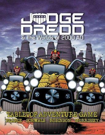 Judge Dredd & The Worlds of 2000 AD