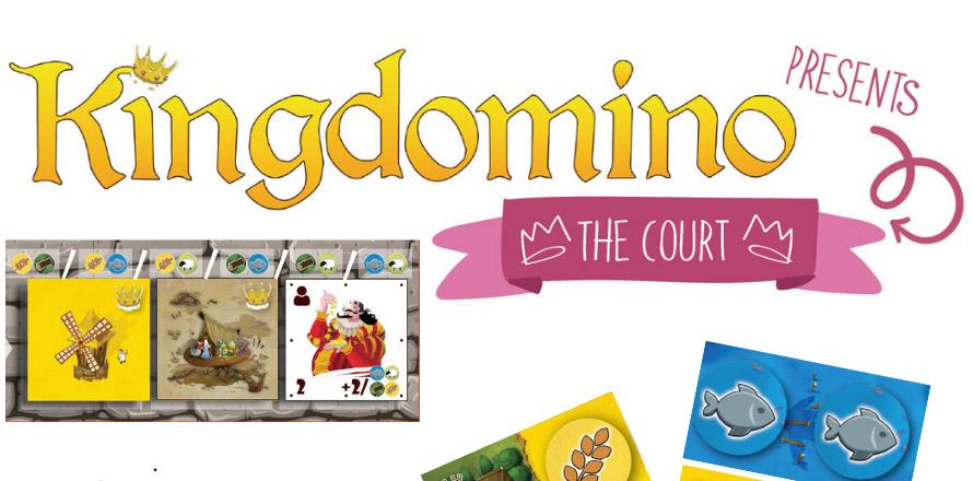 Kingdomino: The Court