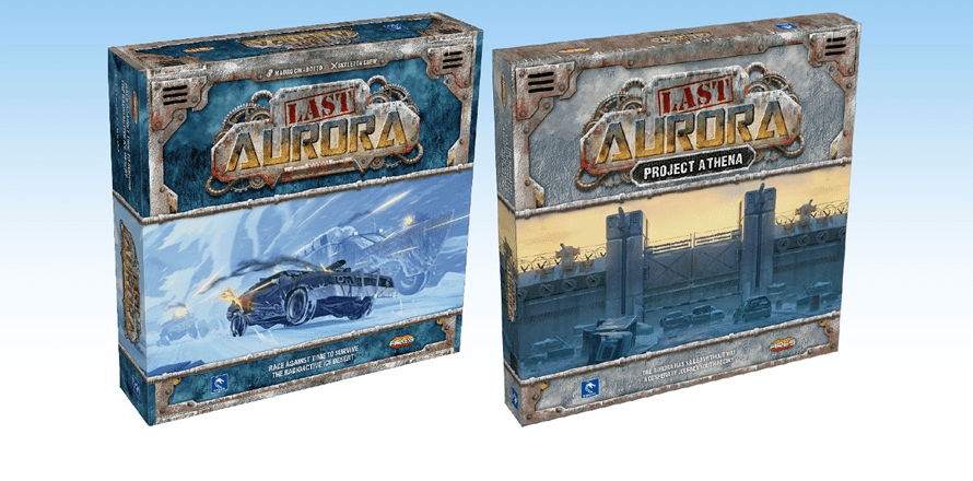 Last Aurora i Last Aurora: Project Athena