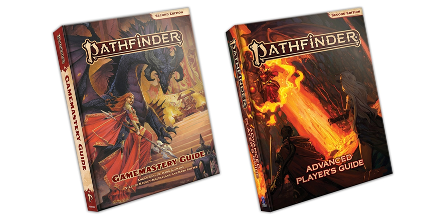 Pathfinder: Gamemastery Guide i Pathfinder: Advanced Player's Guide