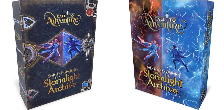 The Stormlight Archive Deluxe Edition i The Stormlight Archive