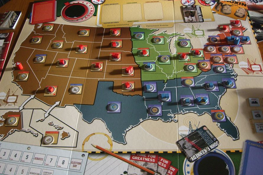 1960: The Making of the President (PHOTO: @electricvomit (BGG))