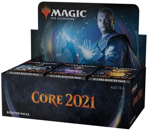 Magic: The Gathering Core Set 2021 Booster Box