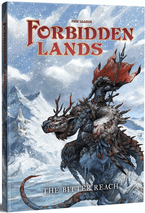 Forbidden Lands: The Bitter Reach