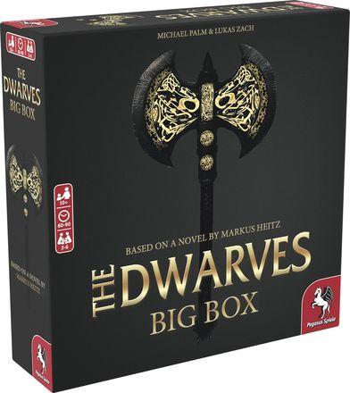 The Dwarves Big Box
