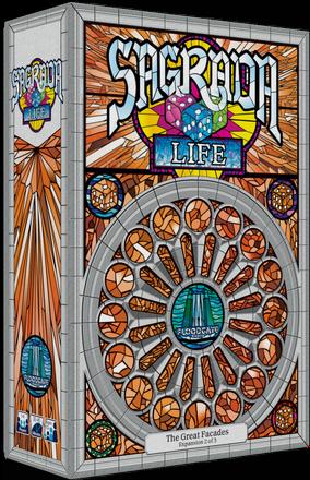 Sagrada: The Great Facades - Life