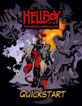 Hellboy RPG Quickstart