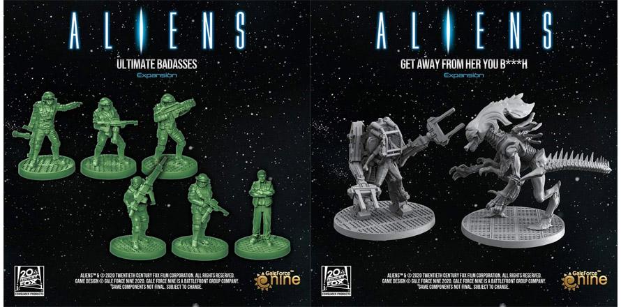 Aliens ekspanzije