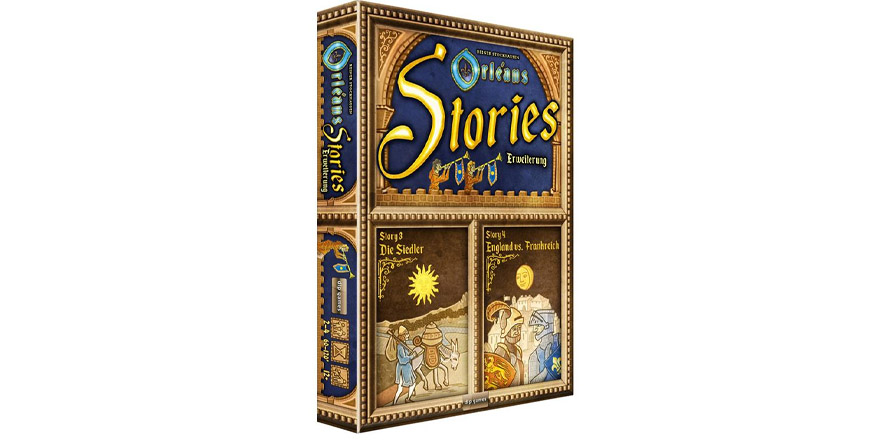 Orleans Stories: Story 3 & 4