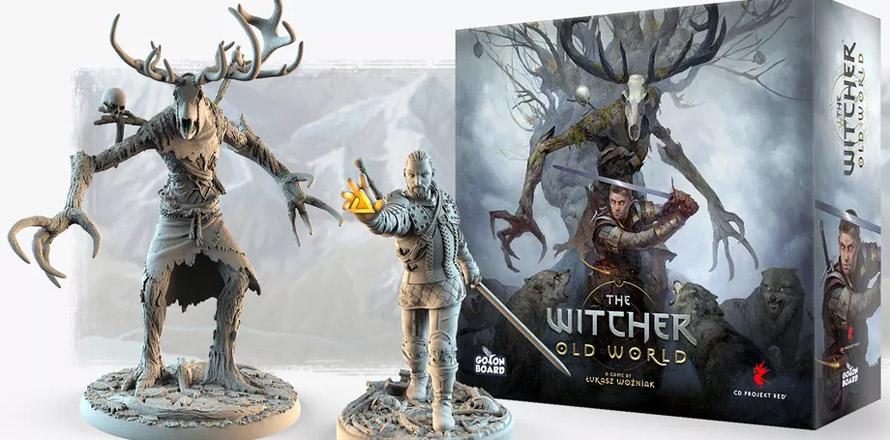 Witcher Old World društvena igra