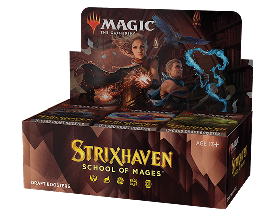Strixhaven Draft Boosters