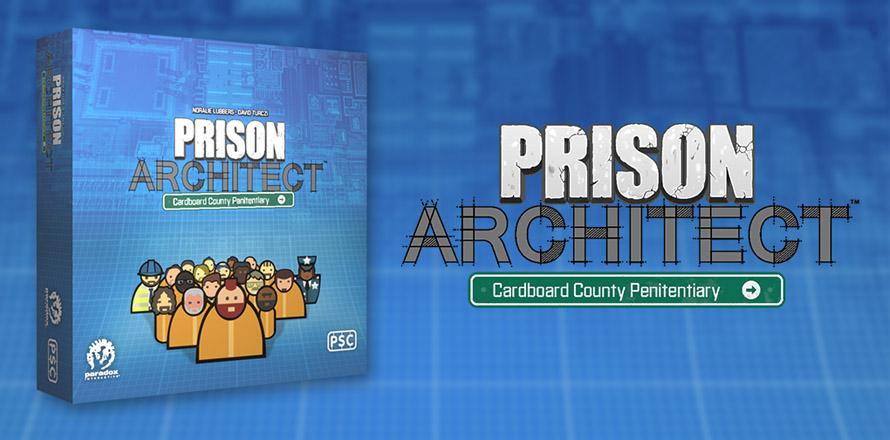 prison architect društvena igra