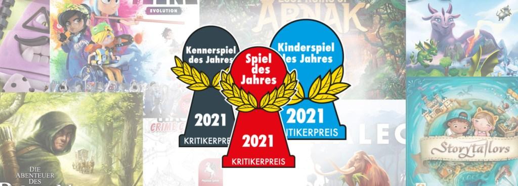Spiel des Jahres 2021 – objavljena lista nominacija