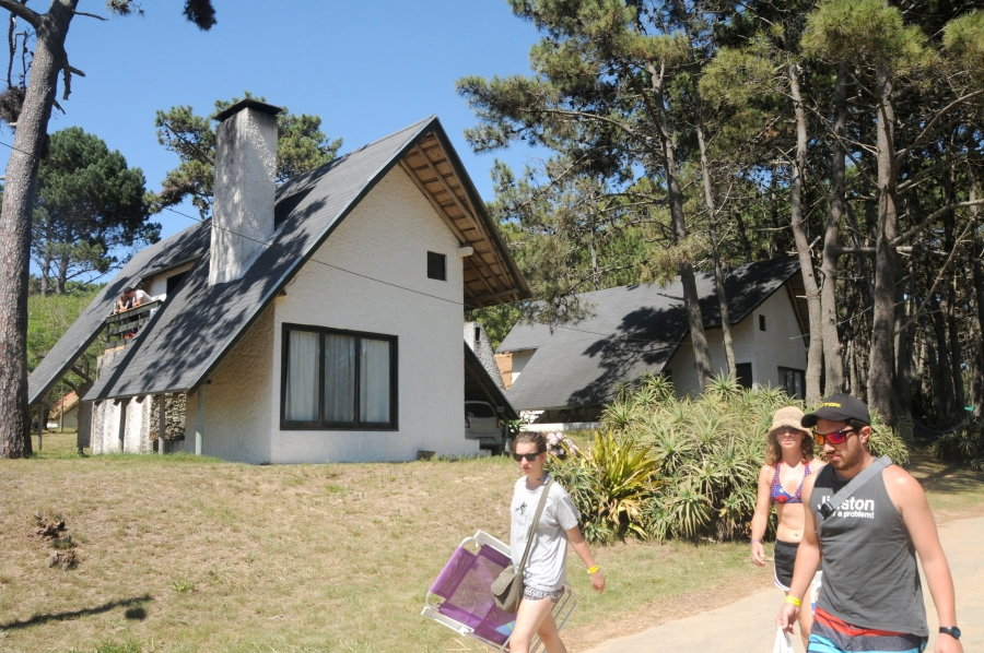 Se vino el recambio y hay que reservar un lugar lo antes posible si querés disfrutar del Camping La Aguada del PIT-CNT