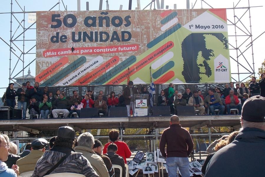 """1º de mayo: """"El movimiento obrero no fallará"""""""