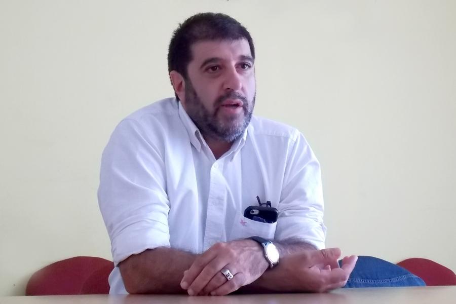 """Fernando Pereira: """"No hay ninguna tarea más importante que trabajar por la Lista 11, la lista del PIT-CNT"""""""
